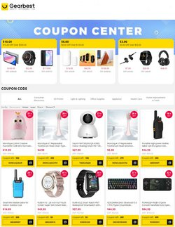 Electronics & Office Supplies offers in the GearBest catalogue in Canton OH ( 4 days left )