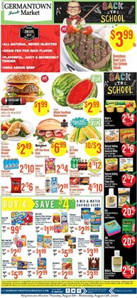 Germantown Fresh Market catalogue ( Expires today )