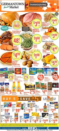 Grocery & Drug offers in the Germantown Fresh Market catalogue in Dayton OH ( Expires tomorrow )