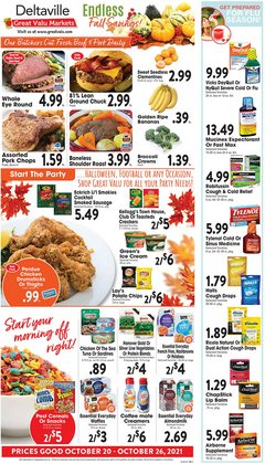 Great Valu Markets deals in the Great Valu Markets catalog ( 1 day ago)