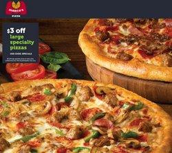 Restaurants deals in the Marco's Pizza catalog ( 7 days left)