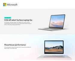 Electronics & Office Supplies deals in the Microsoft catalog ( Expires today)