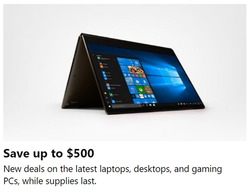 Microsoft deals in the San Antonio TX weekly ad