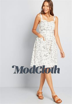 ModCloth deals in the New York weekly ad
