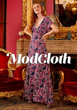 Clothing & Apparel offers in the ModCloth catalogue in Cleveland OH ( 19 days left )