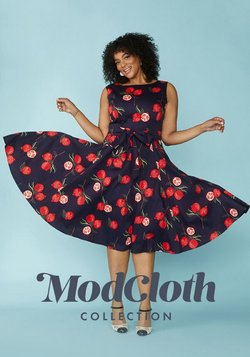 ModCloth catalogue ( More than a month )