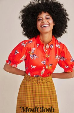 ModCloth deals in the ModCloth catalog ( 28 days left)