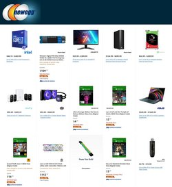 Electronics & Office Supplies offers in the Newegg catalogue in Biloxi MS ( 2 days left )