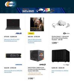 Newegg deals in the Newegg catalog ( 6 days left)