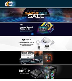 Electronics & Office Supplies deals in the Newegg catalog ( Published today)