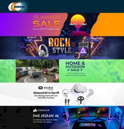 Electronics & Office Supplies deals in the Newegg catalog ( 7 days left)