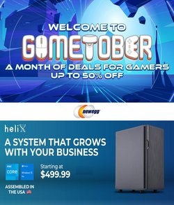 Electronics & Office Supplies deals in the Newegg catalog ( 14 days left)