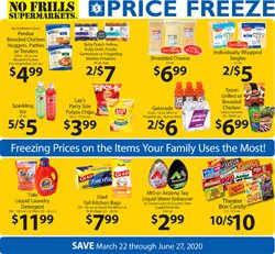 No Frills Supermarkets catalogue in Omaha NE ( 25 days left )