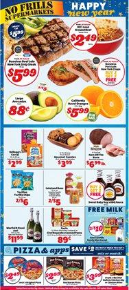 No Frills Supermarkets catalogue ( Expired )