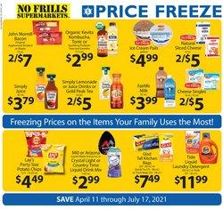 No Frills Supermarkets deals in the No Frills Supermarkets catalog ( 25 days left)