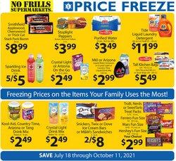 No Frills Supermarkets deals in the No Frills Supermarkets catalog ( 22 days left)