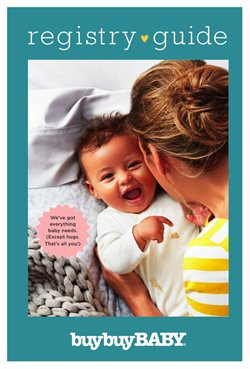 Kids, Toys & Babies offers in the buybuy BABY catalogue in Spring TX ( Expires today )
