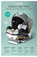 Chicco deals in the buybuy BABY catalog ( 4 days left)