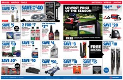 Brakes deals in the Carquest weekly ad in Burbank CA