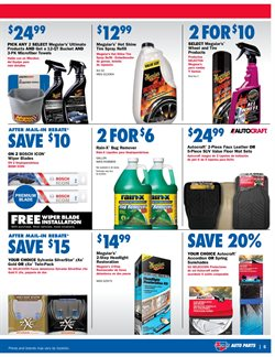 Tires deals in the Carquest weekly ad in New York