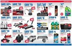 Tires deals in the Carquest weekly ad in Knoxville TN