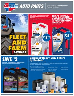 Antifreeze deals in the Carquest weekly ad in Stone Mountain GA