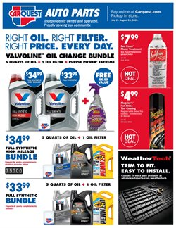 Carquest catalogue in Lancaster CA ( 1 day ago )