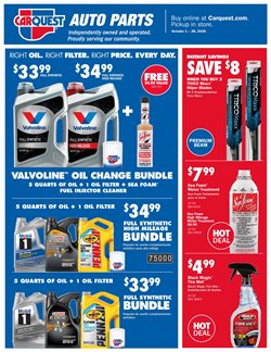 Carquest catalog ( Expires tomorrow)