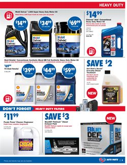 Exhaust deals in Carquest