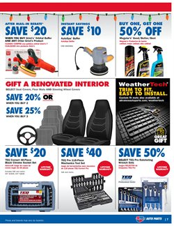 Craftsman deals in Carquest