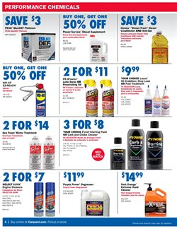 Hair conditioner deals in Carquest