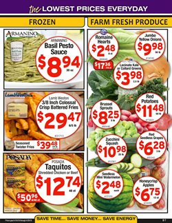 Potatoes deals in the Cash-and-Carry weekly ad in Federal Way WA