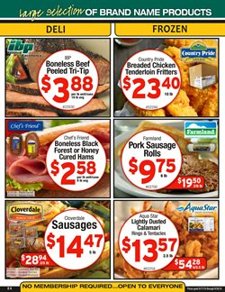 Chicken deals in the Cash-and-Carry weekly ad in Redding CA