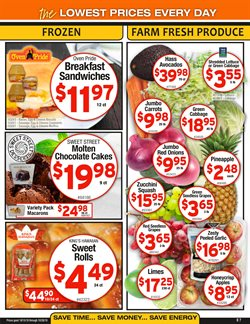 Carrots deals in the Cash-and-Carry weekly ad in Federal Way WA