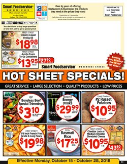 Potatoes deals in the Cash-and-Carry weekly ad in Tacoma WA