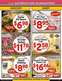 Cheese deals in the Cash-and-Carry weekly ad in Lodi CA
