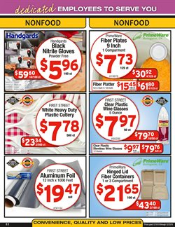 Wine deals in the Cash-and-Carry weekly ad in San Francisco CA