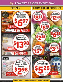 Potatoes deals in the Cash-and-Carry weekly ad in Kent WA