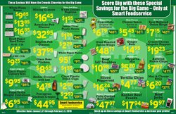 Beer deals in the Cash-and-Carry weekly ad in Federal Way WA