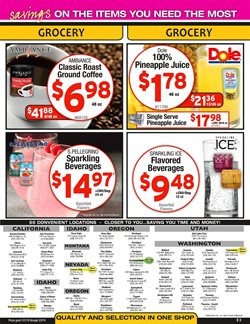 Juice deals in the Cash-and-Carry weekly ad in Federal Way WA