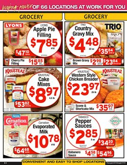 Chicken deals in the Cash-and-Carry weekly ad in Federal Way WA