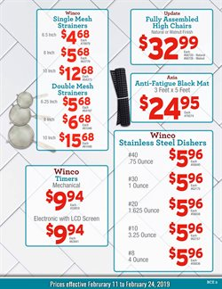 Other furniture deals in the Cash-and-Carry weekly ad in Kent WA