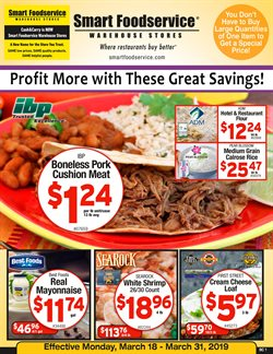 Cash-and-Carry deals in the Bremerton WA weekly ad