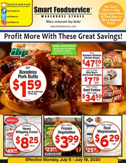 Cash-and-Carry catalogue in Seattle WA ( 8 days left )
