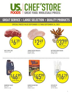 Grocery & Drug deals in the Cash-and-Carry catalog ( 7 days left)