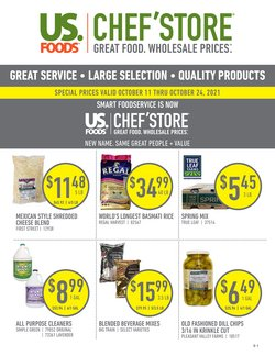 Grocery & Drug deals in the Cash-and-Carry catalog ( 9 days left)