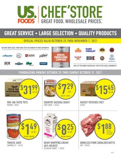 Cash-and-Carry catalog ( Published today)