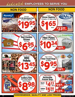 Mirror deals in the Cash-and-Carry weekly ad in Kent WA