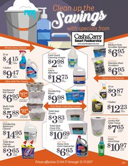 Mirror deals in the Cash-and-Carry weekly ad in Modesto CA