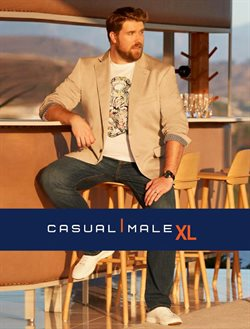 Casual Male XL deals in the Houston TX weekly ad